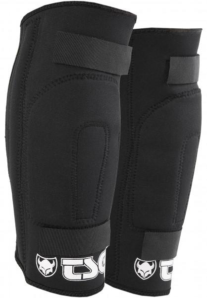 TSG Knie- und Schienbeinschoner Knee-Gasket black Vorderansicht