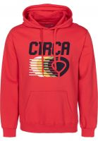 C1RCA Hoodies C1 red vorderansicht 0445056