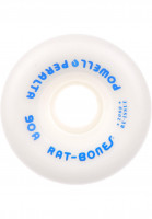 Powell-Peralta-Rollen-Rat-Bones-90A-white-Vorderansicht