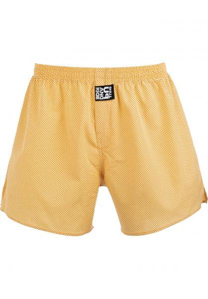 Fourasses Unterwäsche Points yellow vorderansicht 0213306
