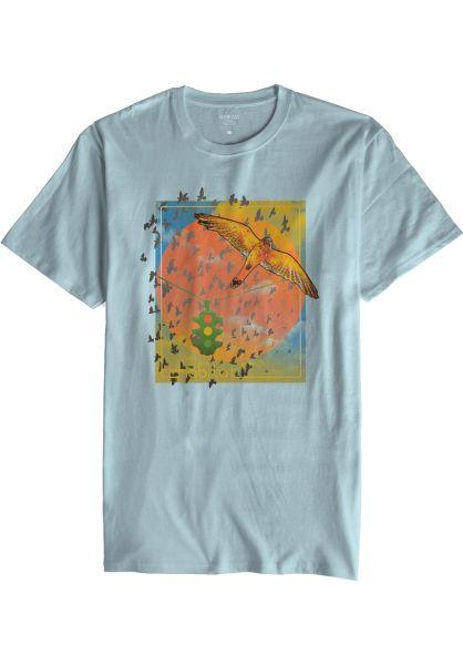 Habitat T-Shirts Rush Hours light-blue vorderansicht 0320586