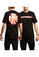 Independent-T-Shirts-Sign-Paint-black-Vorderansicht