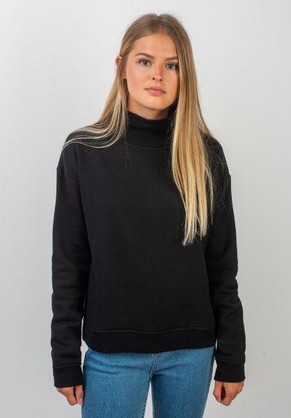 TITUS Sweatshirts und Pullover Mina black vorderansicht 0422618
