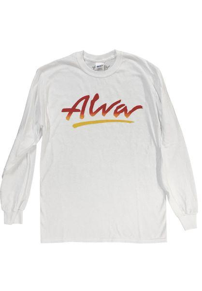 Alva Longsleeves OG Longsleeve white vorderansicht 0383095