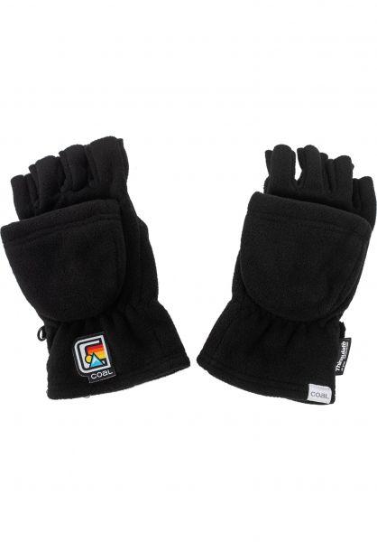 coal Handschuhe The Wherever black vorderansicht 0217003