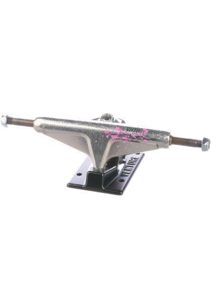 Venture Achsen 5.0 Low Pro V-Light Yuto Horigome Bloom silver-black vorderansicht 0122903