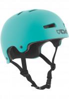 TSG Helme Evolution Solid Colors satin petrol Vorderansicht
