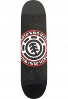 Element-Skateboard-Decks-Seal-black-Vorderansicht