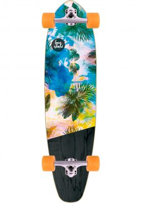 Long Island Longboards komplett Kicktail