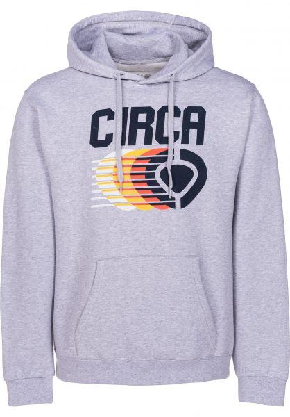 C1RCA Hoodies C1 athleticgrey vorderansicht 0445056