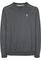 Mahagony Sweatshirts und Pullover T.O.L.-Basic charcoal Vorderansicht