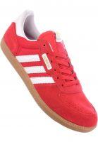 adidas-skateboarding Alle Schuhe Leonero scarlet-white-gum Vorderansicht