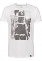 Dirty Velvet T-Shirts Dirty Cop vintagewhite Vorderansicht