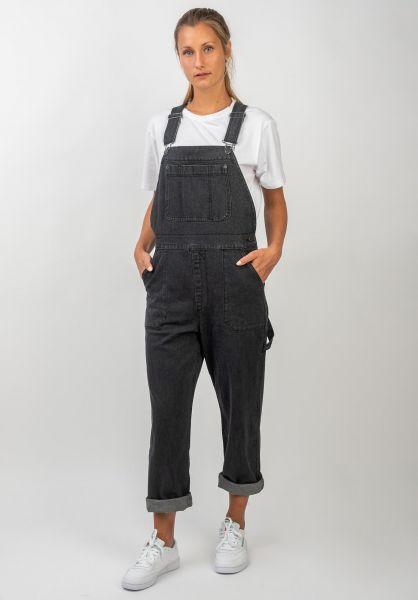 RVCA Jeans Lilo fadedblack vorderansicht 0269066