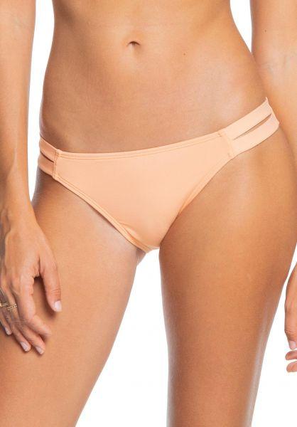 Roxy Beachwear Beach Classics bikini-Bottom II salmonbuff vorderansicht 0205470