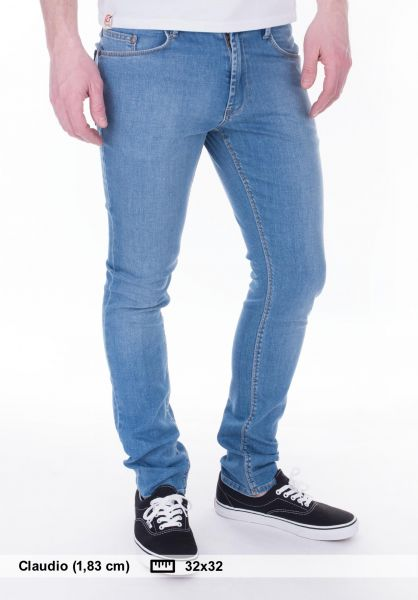Reell Jeans Radar lightbluestone Vorderansicht