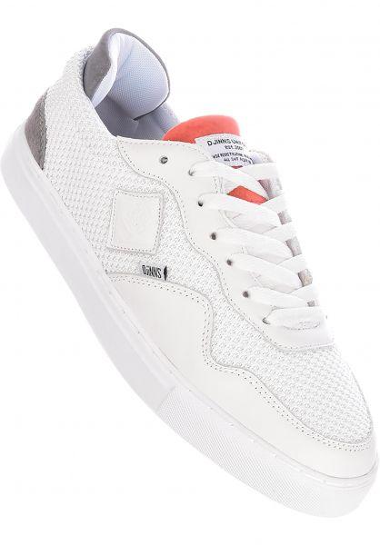 Djinns Alle Schuhe Awake T-Sport Mesh white-grey-orange vorderansicht 0604628