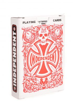 Independent Hold 'Em Playing Cards