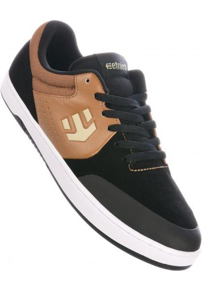 etnies Alle Schuhe Marana x Michelin black-brown vorderansicht 0604316