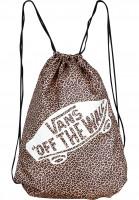 Vans Taschen Benched leopard Vorderansicht
