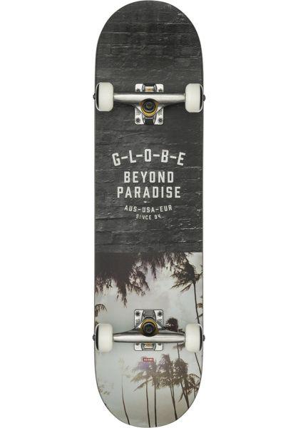 Globe Skateboard komplett Varsity hawaii vorderansicht 0161117
