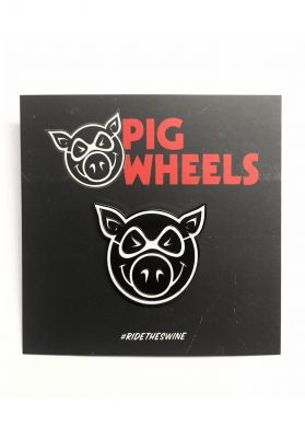 Pig Head Lapel Pin