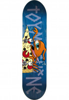 Toy-Machine-Skateboard-Decks-Pizza-Sect-natural-Vorderansicht