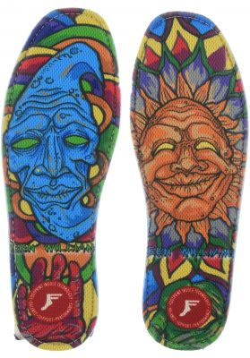 Footprint Insoles Kingfoam Hi Profile Neen Williams