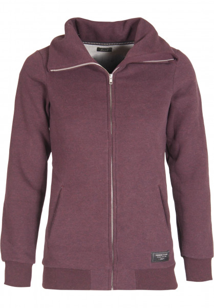Forvert Sweatshirts und Pullover Viola red Vorderansicht