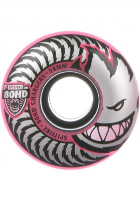 Spitfire Rollen Classic Push Pink Charger 80A