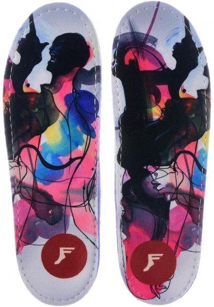 Footprint Insoles Einlegesohlen Gamechangers Will Barras multicolored vorderansicht 0249105