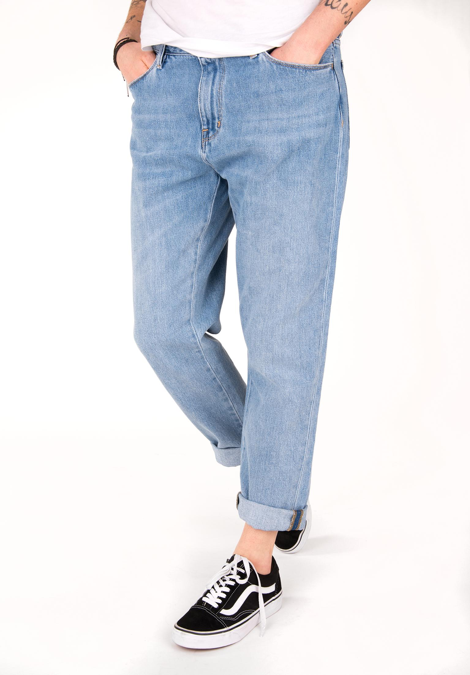 W  Domino Carhartt WIP Jeans in blue-lightstonewashed for Women   Titus 71992e4055