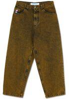 polar-skate-co-jeans-big-boy-yellowblack-vorderansicht-0269082