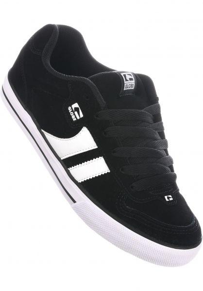 Globe Alle Schuhe Encore 2 black-white Vorderansicht