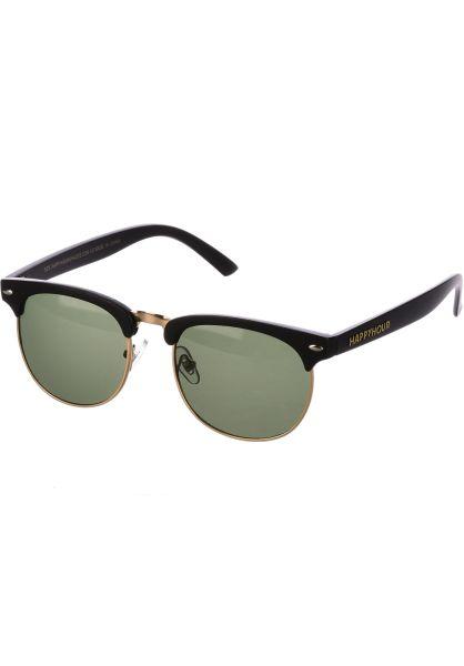 Happy Hour Sonnenbrillen G2 matte-black vorderansicht 0590592