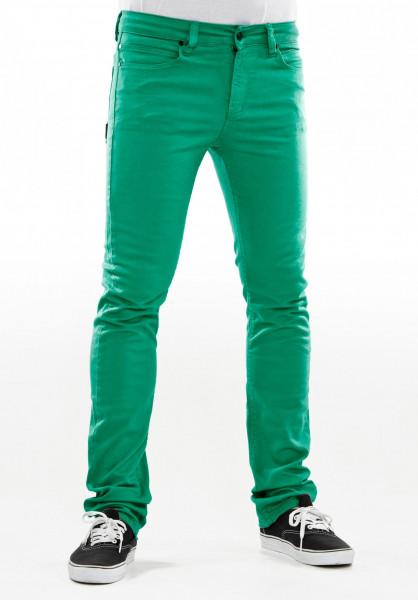 Reell Jeans Skin kellygreen Vorderansicht