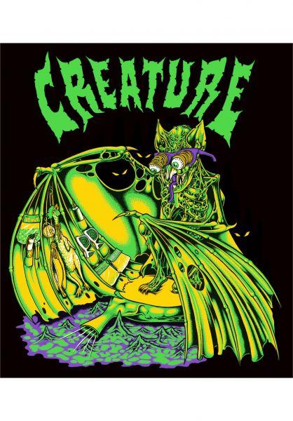 Creature Verschiedenes Trader Vinyl Sticker multicolored vorderansicht 0972792