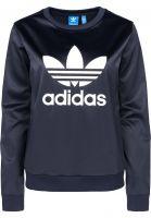 adidas Sweatshirts und Pullover Trefoil Sweat legendink Vorderansicht