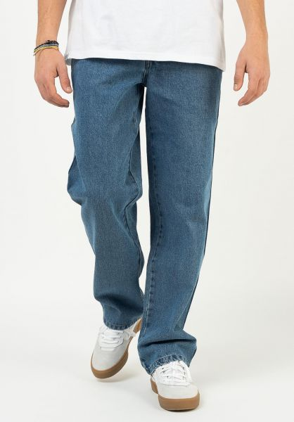 New-Deal Jeans Big Deal indigo denim vorderansicht 0104508