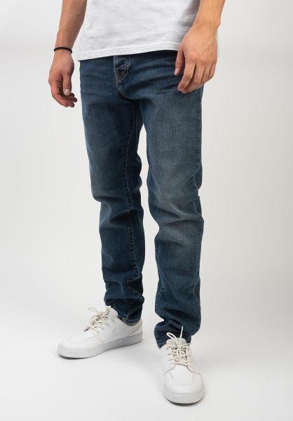 Carhartt WIP Jeans Coast Pant bluestonecoast vorderansicht 0269059