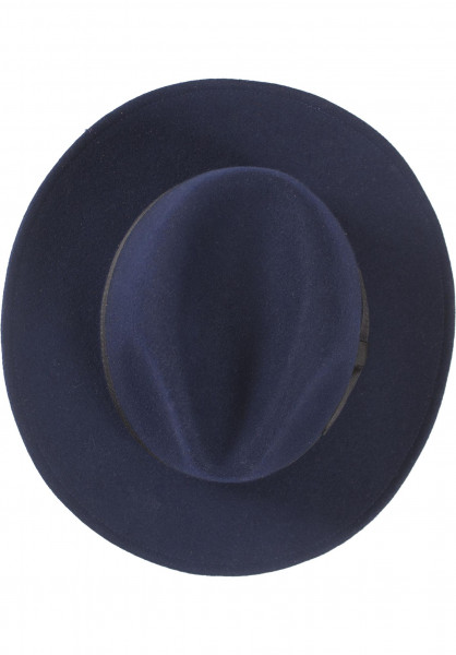 Forvert Hüte Dundee navy Vorderansicht