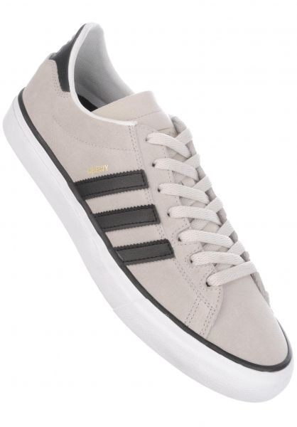 97ad92d3ab347 ... where to buy adidas skateboarding alle schuhe campus vulc ii stone black  vorderansicht 768e5 6be2b
