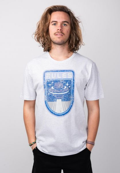 Rules T-Shirts Nian lightheathergrey vorderansicht 0398516