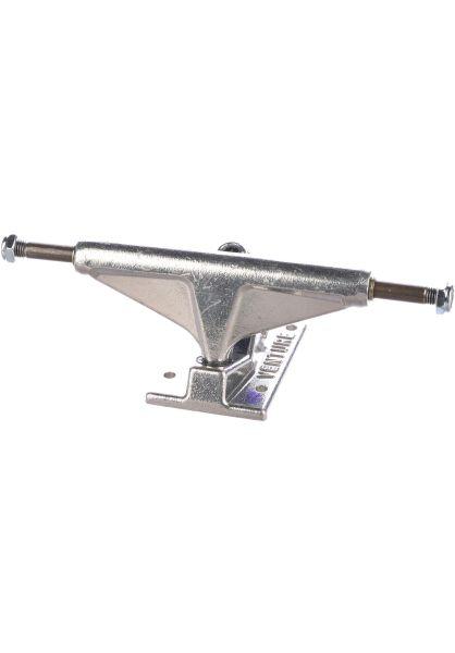 Venture Achsen 5.0 High All Polished silver vorderansicht 0122263