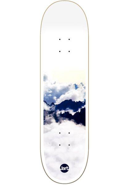 JART Skateboard Decks Foggy clouds vorderansicht 0265329