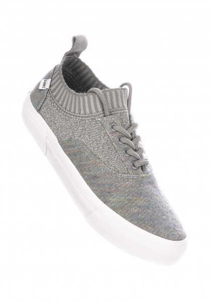 Djinns Alle Schuhe Sub Age Soc grey Vorderansicht