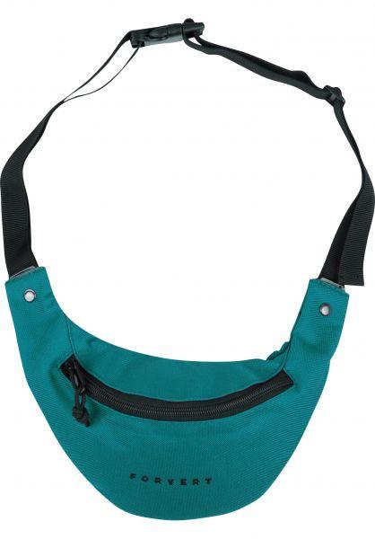 Forvert Hip-Bags Leon deepgreen vorderansicht 0169001