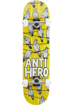 Anti-Hero Conference Call