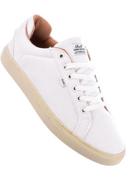 Djinns Alle Schuhe Real Like REELL white Vorderansicht