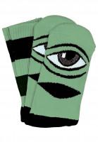 Toy-Machine-Socken-Sect-Eye-Big-Stripe-mint-Vorderansicht